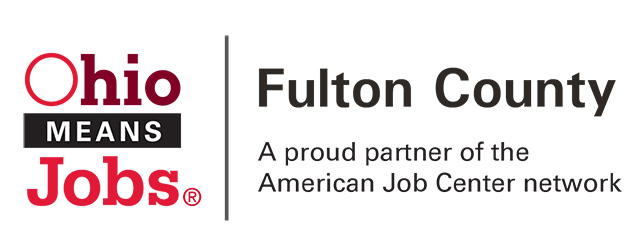 Ohio Means Jobs | Fulton Ohio Logo